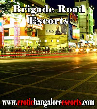 Brigade Road Escorts